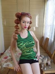 human barbie doll omg there s another human barbie pix i am bored