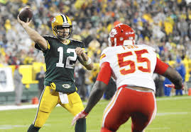 thanksgiving kansas city packers beat chiefs 38 28 the morning call