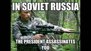 In Russia Memes - russia memes youtube