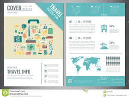 awesome free travel brochure template pikpaknews