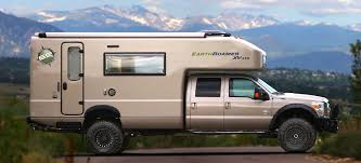 nissan titan camper shell earthroamer xv lts my lottery wish list pinterest rv camper