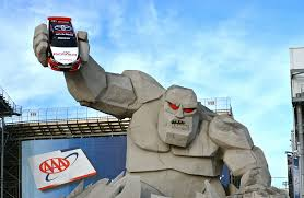 international toyota monster monument in victory plaza now features a new u0027gen 6