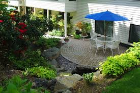 Japanese Patio Design Garden Design With Patio Ideas Fire Pit Home Wood Burning Pits