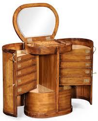 Makeup Vanity Jewelry Armoire Table Prepossessing Large Antique Armoire Amazon Black Vanity