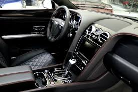 bentley flying spur black interior 2018 bentley flying spur w12 s stock 8n066403 for sale near