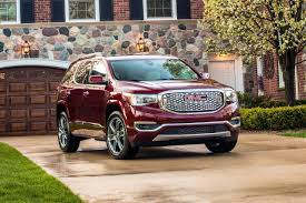 2017 gmc acadia warning reviews top 10 problems you must know