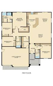 the ponderosa plan 2400 new home plan in horizon place by lennar