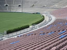 rose bowl stadium ucla seating guide rateyourseats com