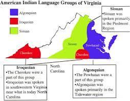 map of virginia indian tribes swimnova