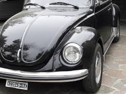 volkswagen beetle 1975 car hire amalfi coast car rental