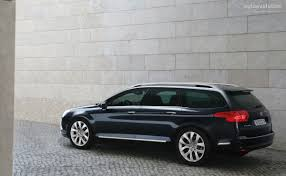 gallery of citroen c5 tourer