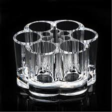 wituse multi style thick clear acrylic sundry holder case make up