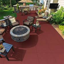 Recycled Rubber Patio Tiles by 10 Best Roof And Deck Tiles Images On Pinterest Roof Top