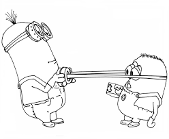online free despicable me coloring pages free coloring pages for