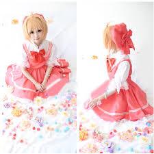 Sakura Halloween Costume Buy Wholesale Sakura Halloween Costume China Sakura