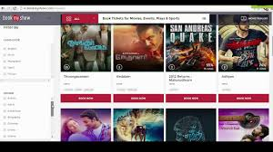 how to movie ticket booking for online in tamil nadu 2017 buy