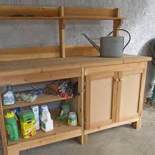 Plant Bench Plans - living room brilliant 65 diy potting bench plans completely free