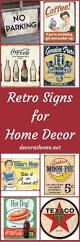 best 25 retro home decor ideas on pinterest retro bedrooms retro signs for home decor