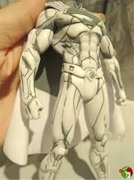 aliexpress com buy sdcc dc comics sketch superman or super man