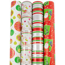 Wrapping Christmas Wrapping Paper Sets Jam Paper