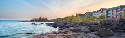 Lake Superior Cottages by Secluded Blacklock Cottage At Cove Point Lodge On Lake Superior