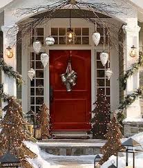 this a saltbox front porch attempt to be cool holidays