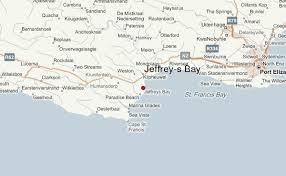 j bay south africa map jeffrey s bay weather forecast