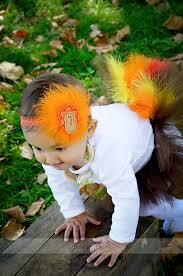 turkey feather headband custom couture felt turkey marabou feather headband infant turkey