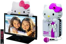 kitty led tv peekaboo doubles monitor