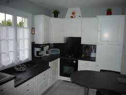 cuisine repeinte en blanc cuisine repeinte en blanc cuisine repeinte la cracnce rustique en