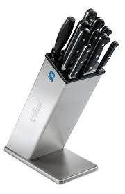 stainless steel knife blocks
