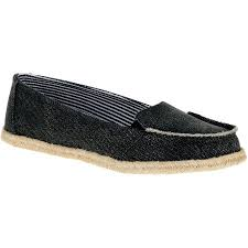 women s casual shoes faded women s surfer moccassin casual shoe walmart