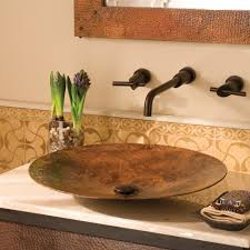 maestro mandala vessel bathroom sink native trails