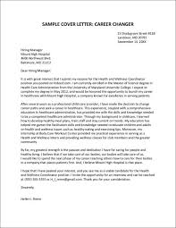 example cover letter click here to view above example cover