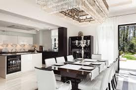 modern luxury kitchens modern luxury dining u0026 kitchen area beth ashton