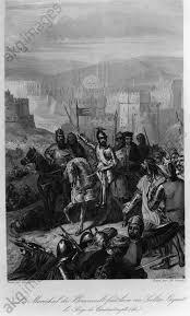 siege de akg images le maréchal de boucicault fait lever au sultan bajazet
