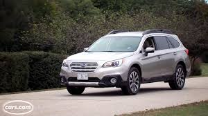 subaru outback black 2016 2015 subaru outback overview cars com