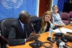 Radio Miraya Juba News Security Council Visit To South Sudan Press Briefing September 4