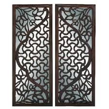 wooden carved partition yawar international saharanpur up