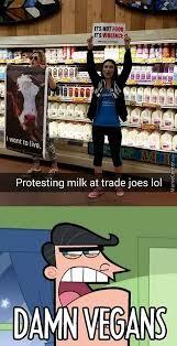 Murder Meme - milk is murder apparently imgur