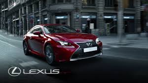 lexus drivers europe lexus rc u2013 captivate u2013 tv advert youtube