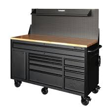 rent to own husky 60 inch 10 drawer and 1 door 24 inch d textured