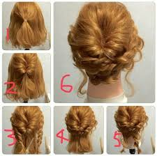 Frisuren Mittellange Haare Hochstecken by 17 Best Ideas About Haare Hochstecken On Frisur