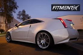 lowered cadillac cts 2012 cadillac cts tsw interlagos eibach lowered on springs terms