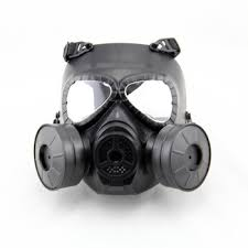 Masker Gas best selling gas mask for cs protection
