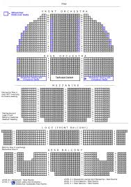theater floor plan seating chart brooklyn center for the performing arts at
