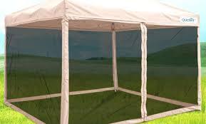 pergola 10 x20 ez pop up gazebo wedding party tent folding