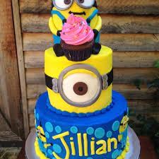 minions birthday cake princess minion birthday cake image inspiration of cake and