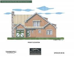 Timberpeg Floor Plans Timberpeg Homes Ridgeview Construction