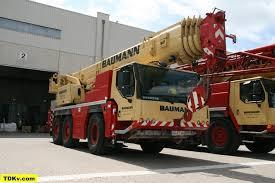baumann crane specification guide 2013